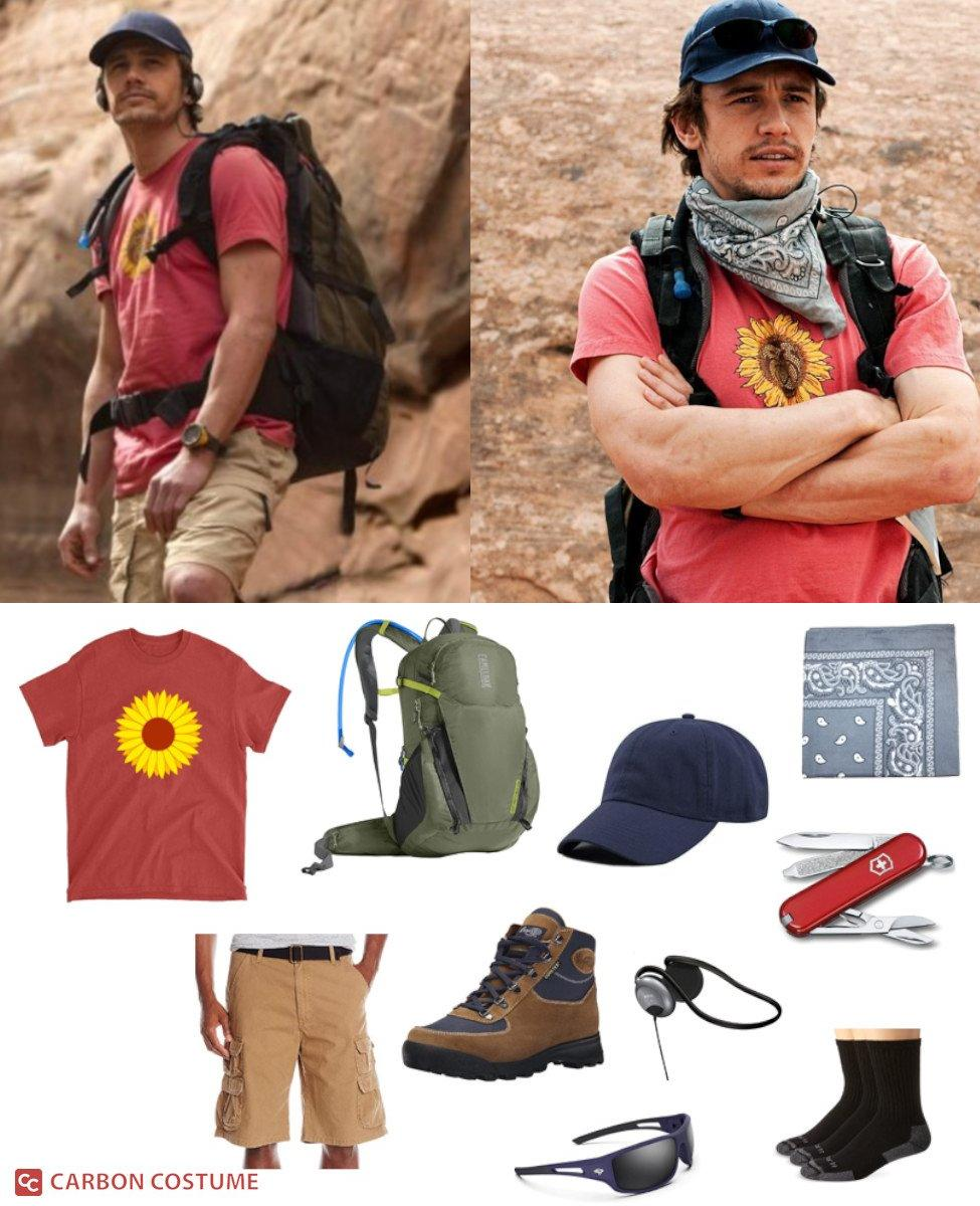 Aron Ralston from 127 Hours Cosplay Guide