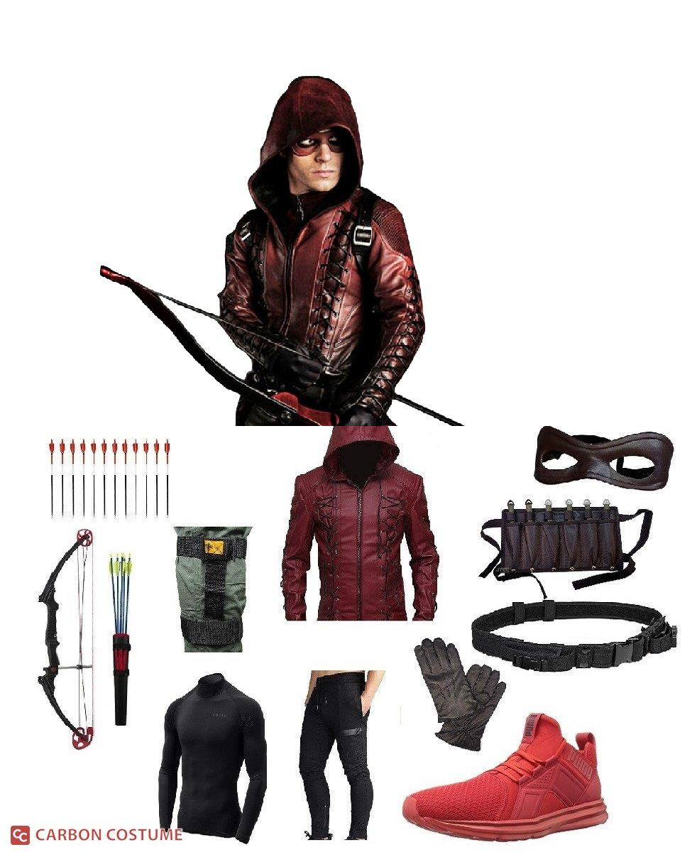 Arsenal from Arrow Cosplay Guide