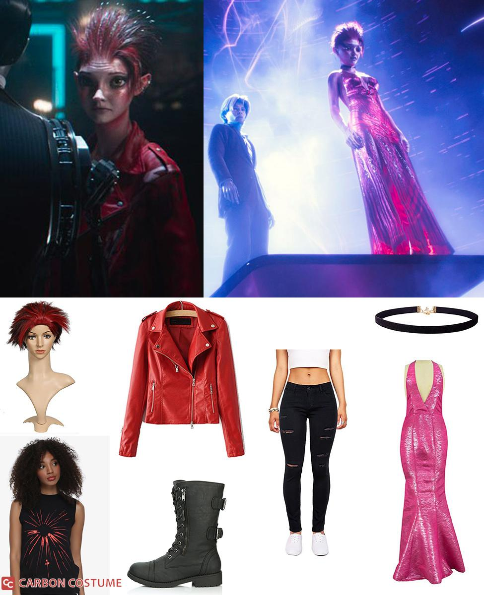 Art3mis from Ready Player One Cosplay Guide