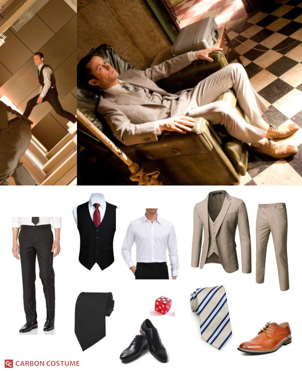 Arthur from Inception Cosplay Guide