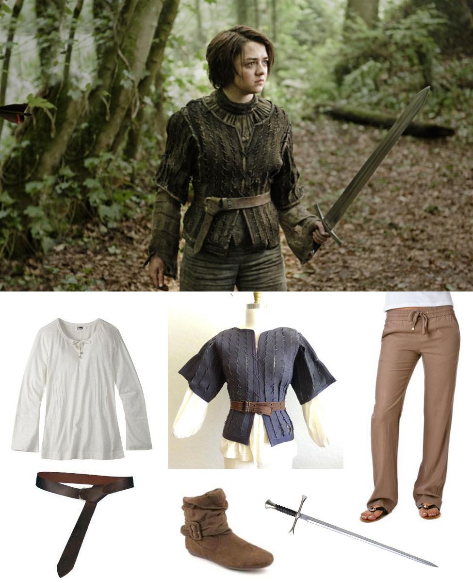 Arya Stark Cosplay Guide