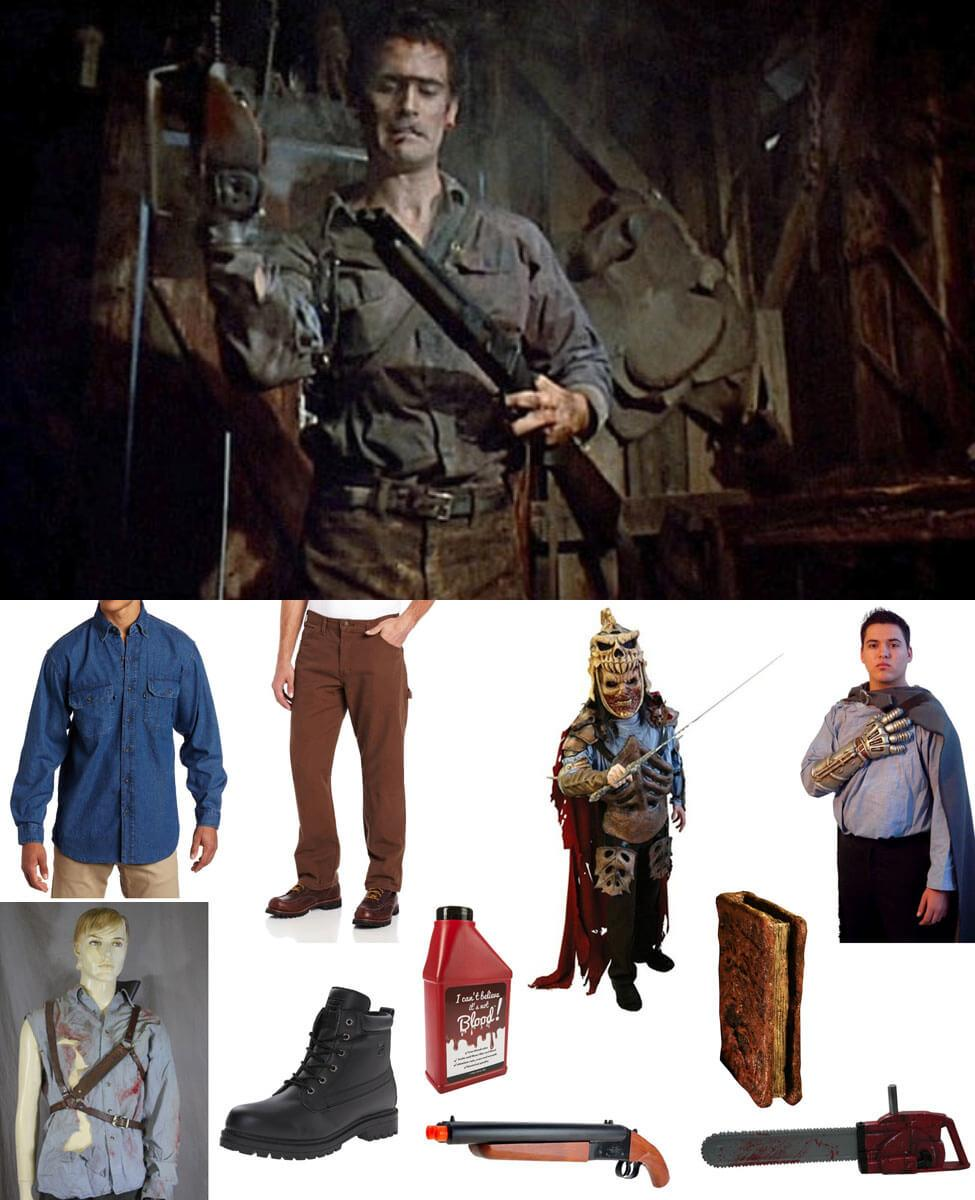 Ash from Evil Dead Cosplay Guide