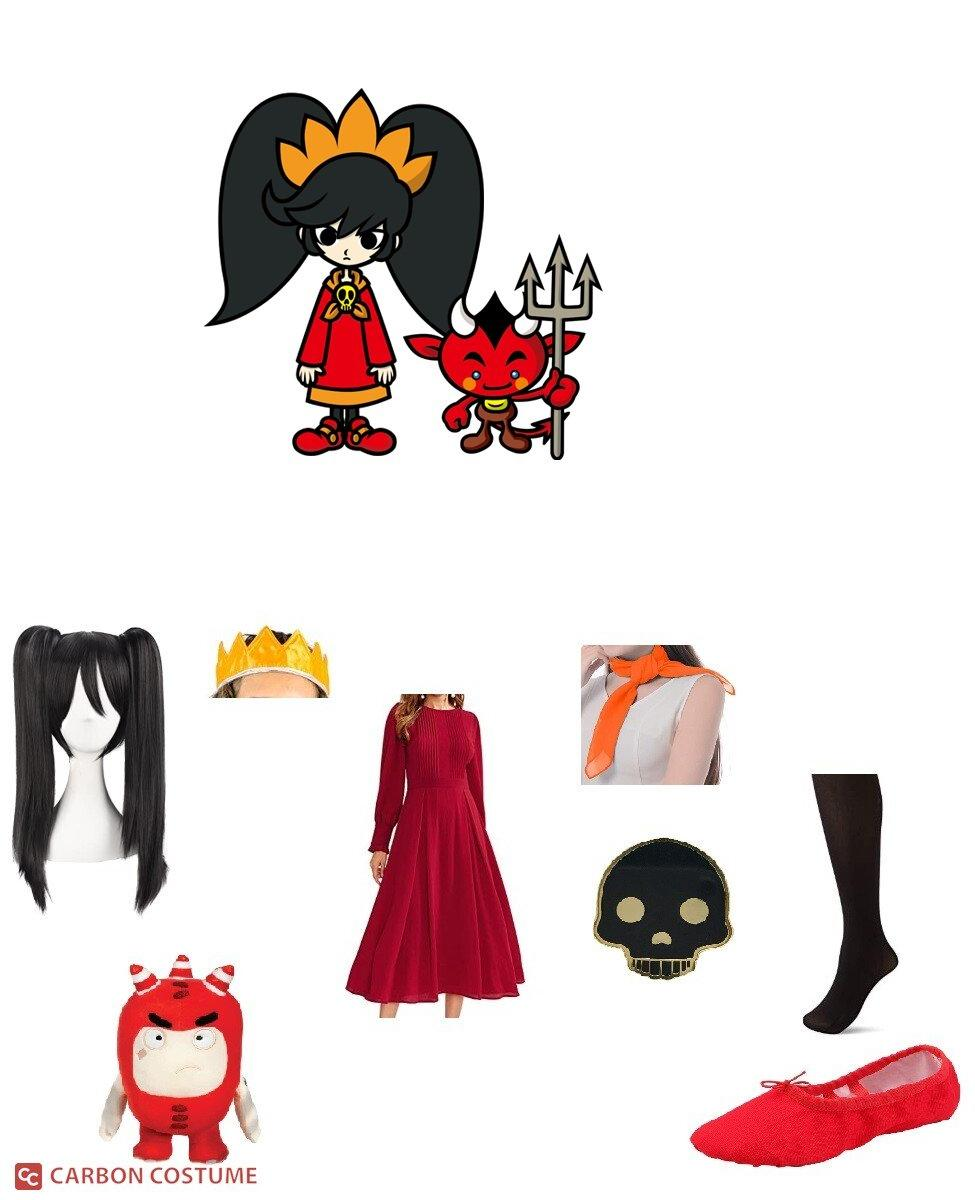Ashley from WarioWare Cosplay Guide
