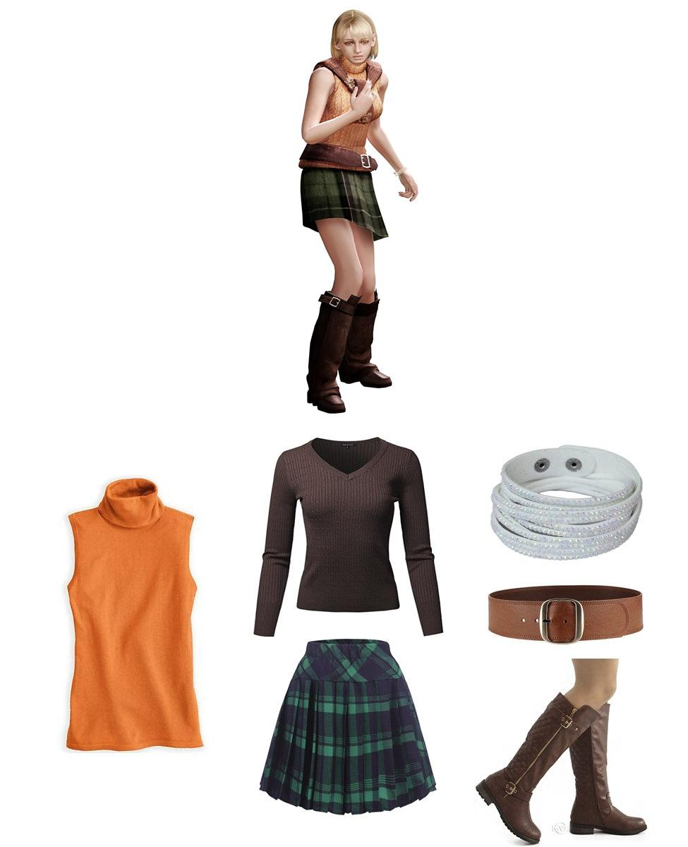 Ashley Graham From Resident Evil 4 Cosplay Guide