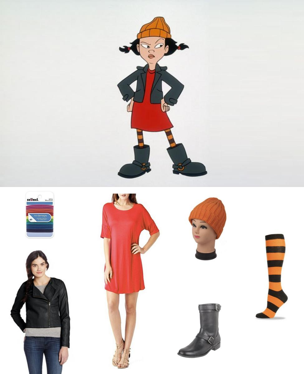 Ashley Spinelli Cosplay Guide