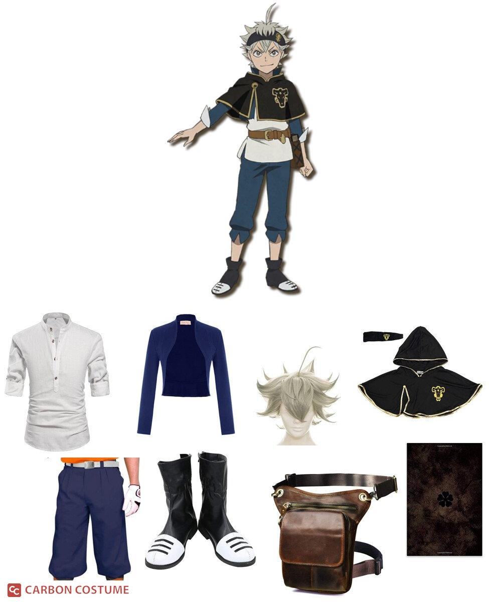 Asta from Black Clover Cosplay Guide