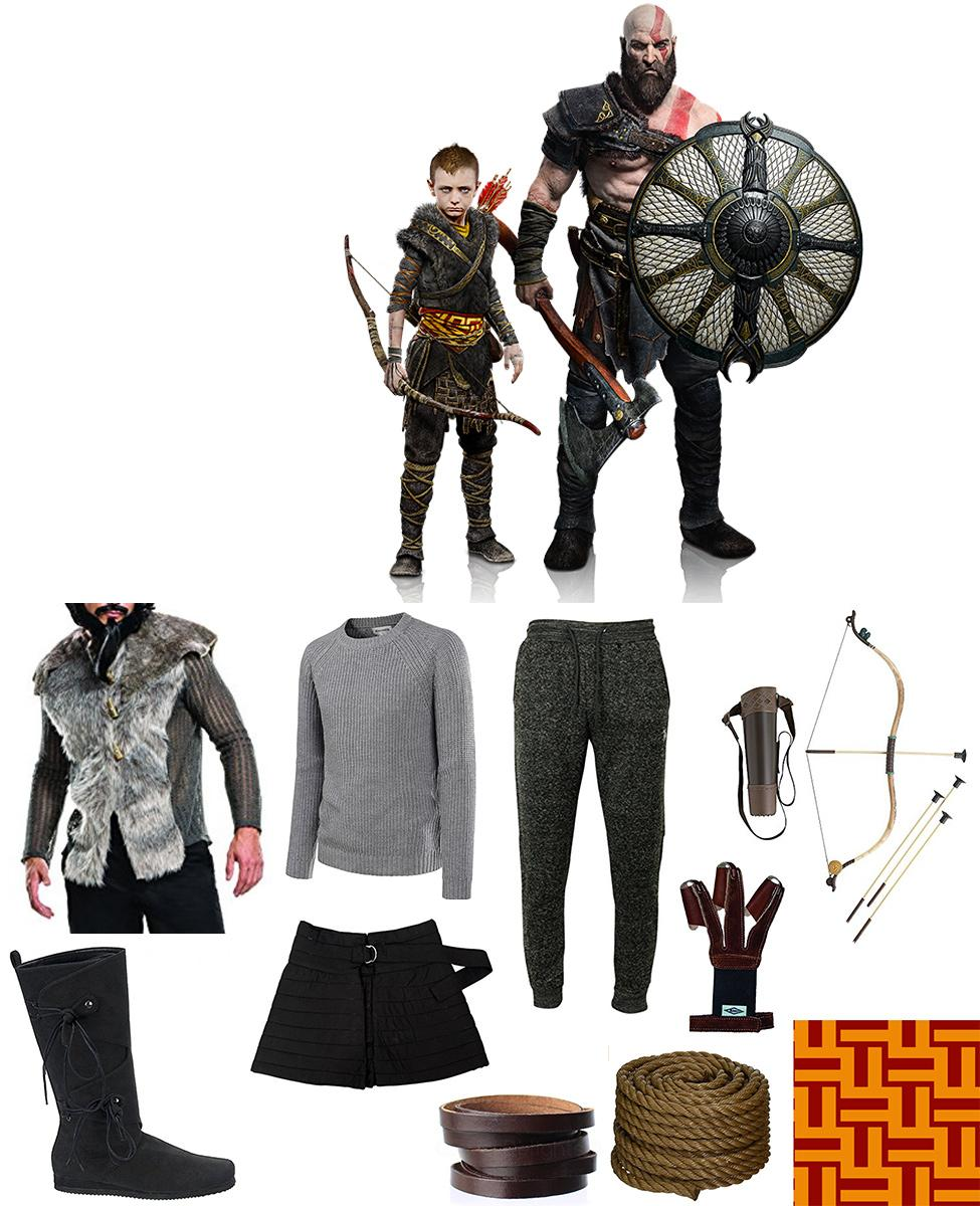 Atreus from God of War Cosplay Guide