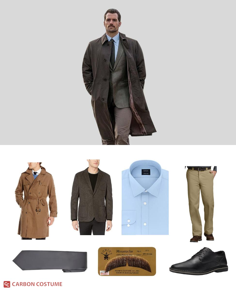 August Walker from Mission Impossible: Fallout Cosplay Guide