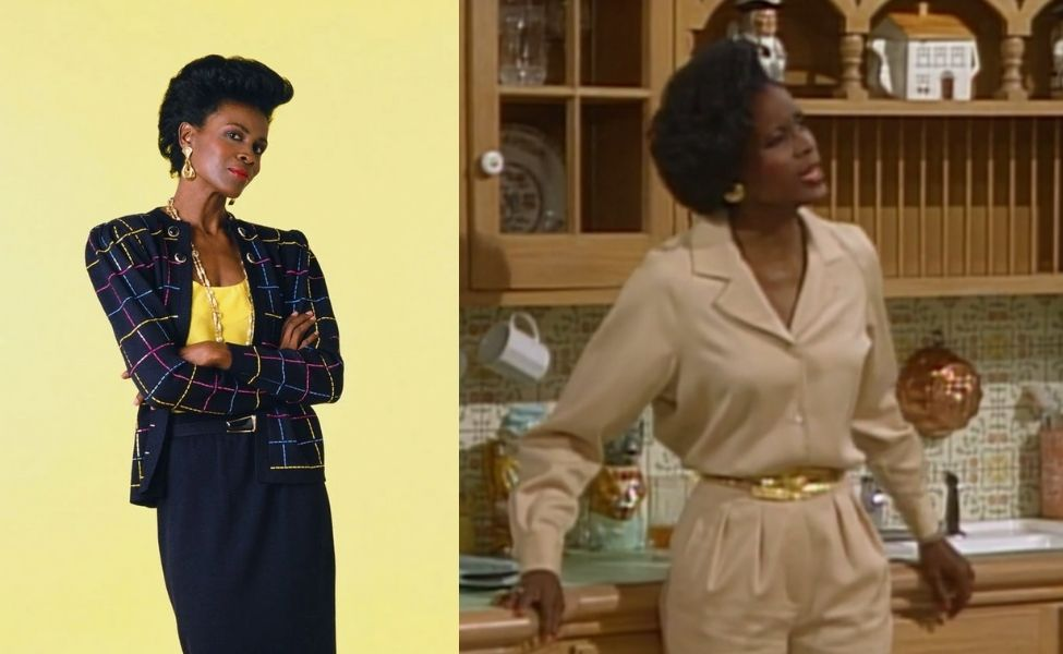 Aunt Vivian from Fresh Prince of Bel-Air