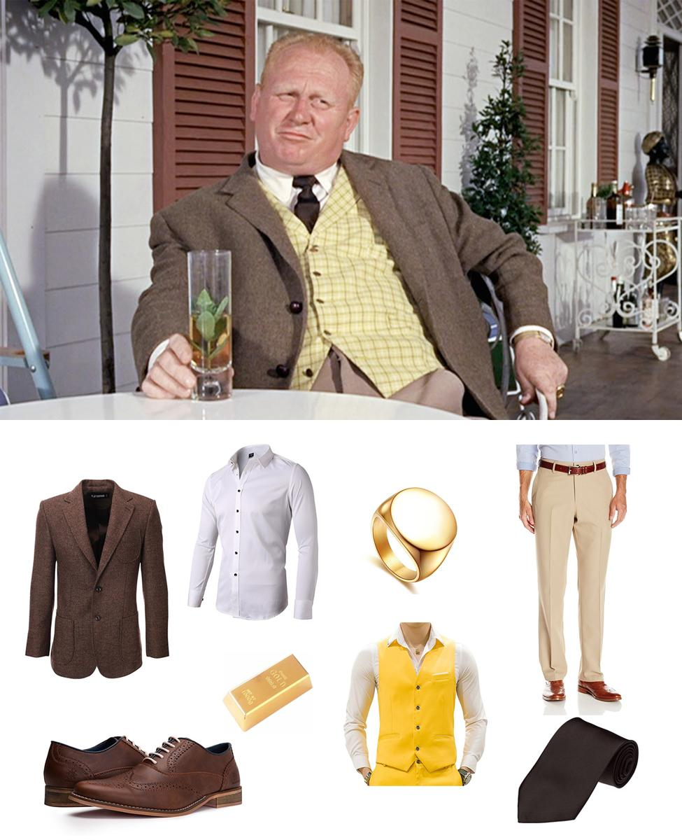 Auric Goldfinger Cosplay Guide