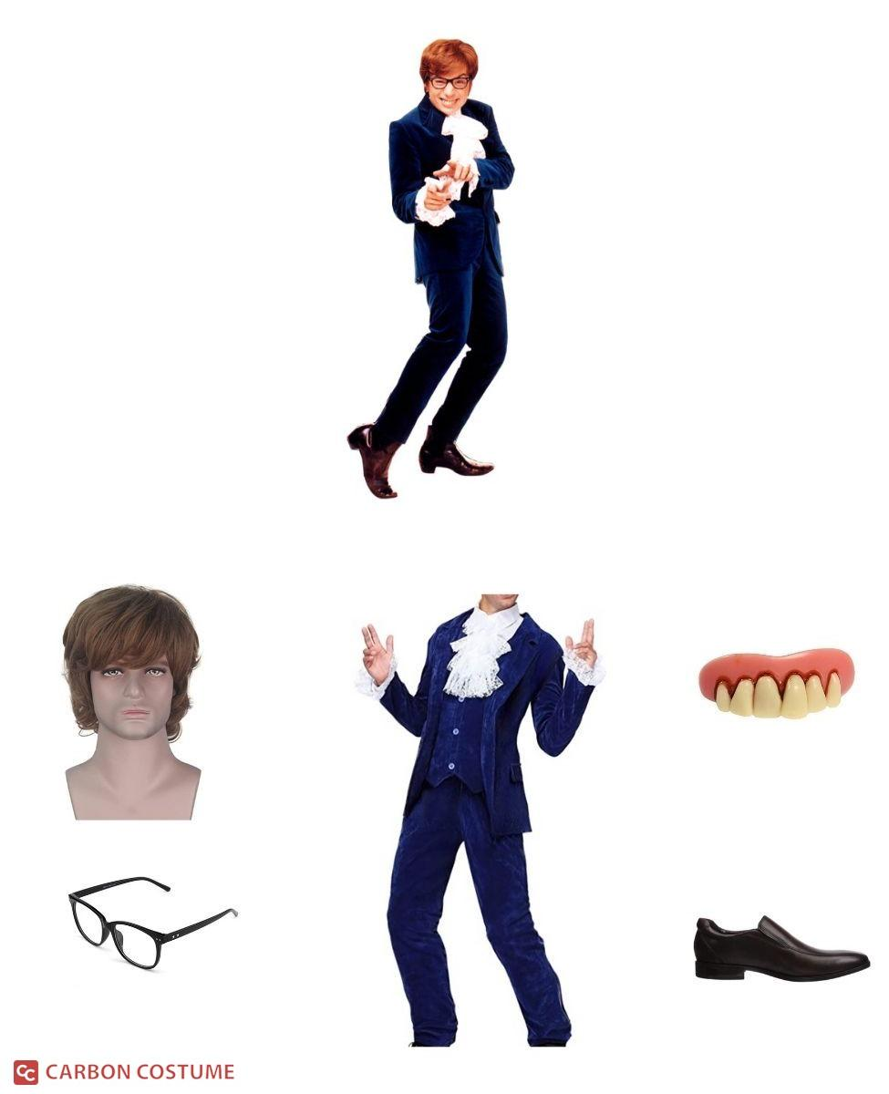 Austin Powers Cosplay Guide