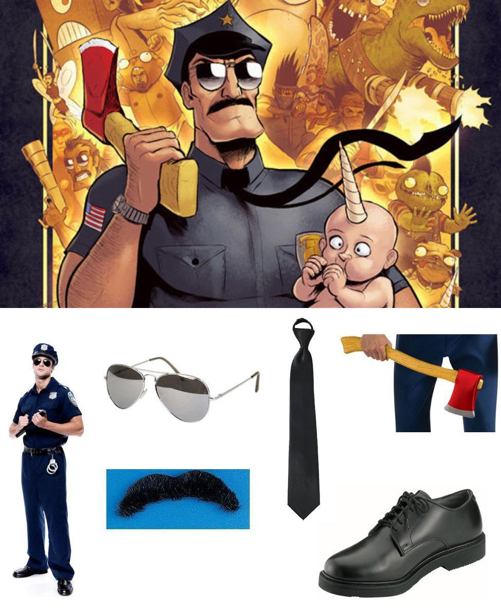 Axe Cop Cosplay Guide