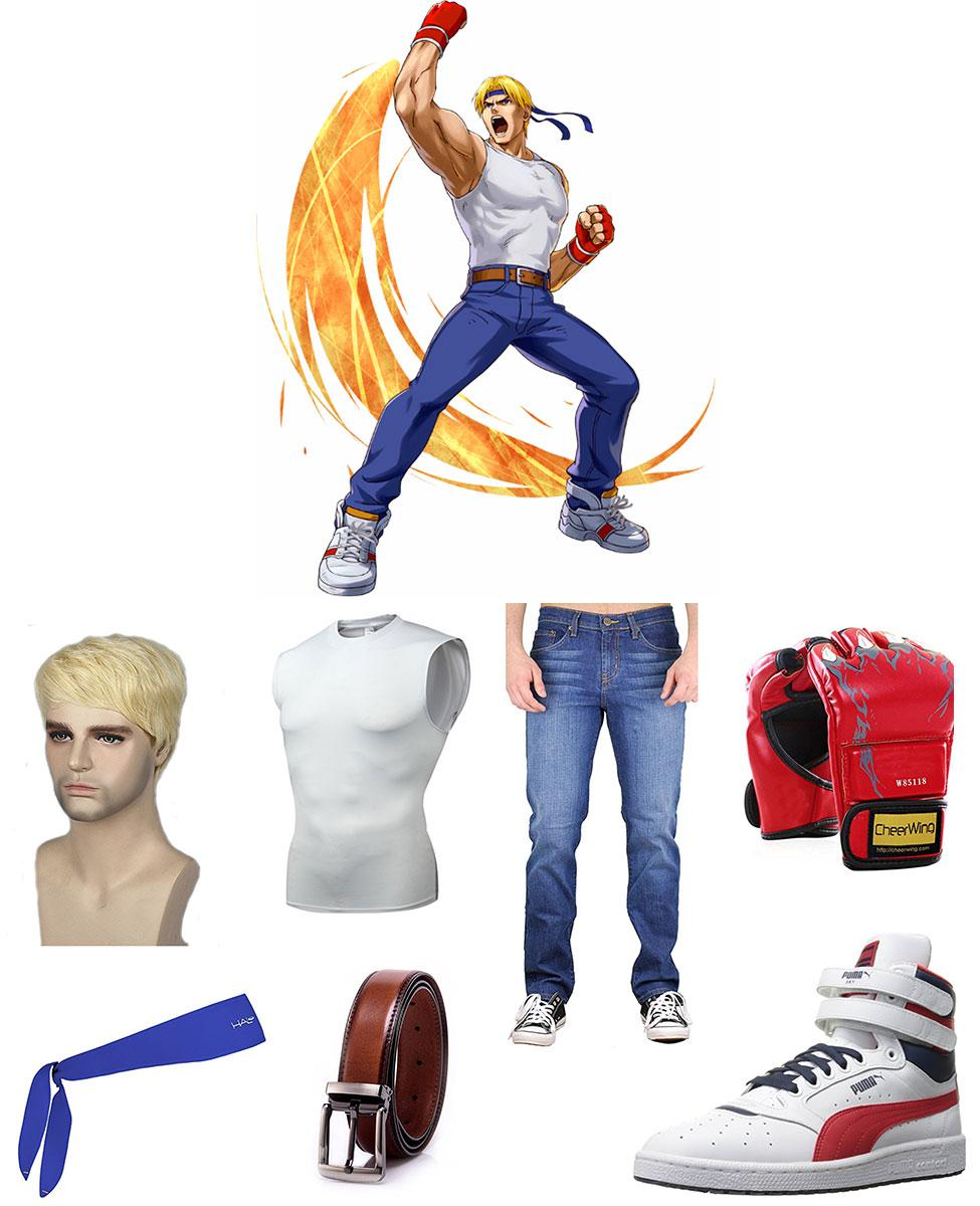 Axel Stone Cosplay Guide