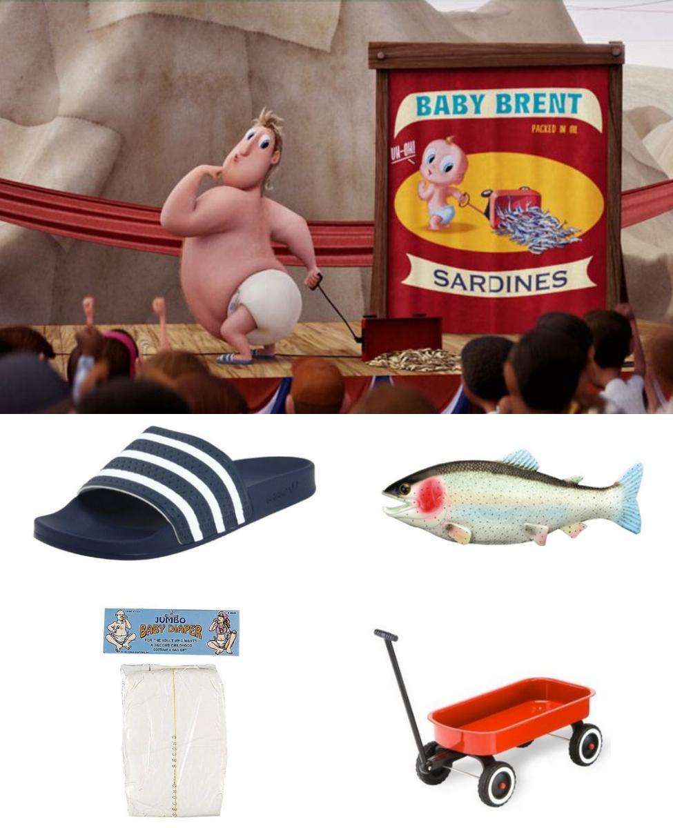 Baby Brent Cosplay Guide