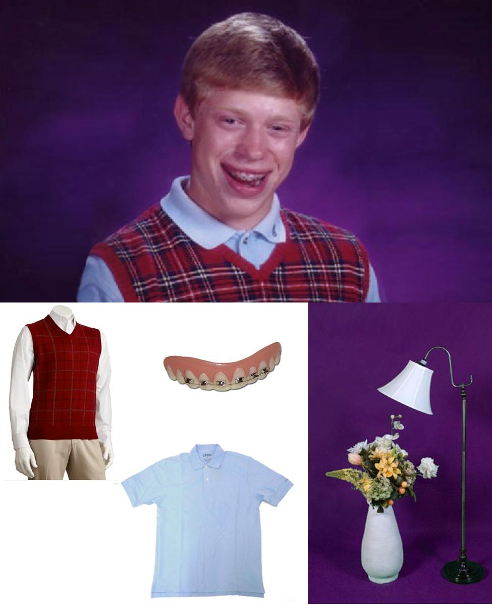 Bad Luck Brian Cosplay Guide