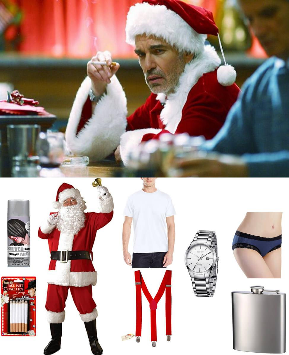 Bad Santa Cosplay Guide