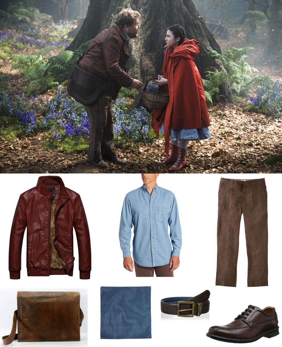 Baker from Into the Woods Cosplay Guide