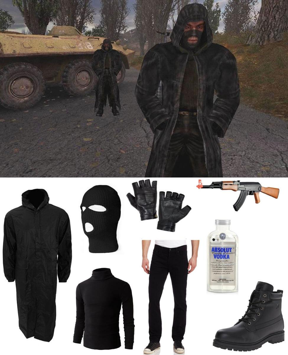 Bandits from S.T.A.L.K.E.R. Cosplay Guide