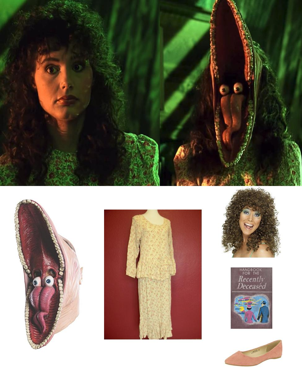 Barbara Maitland from Beetlejuice Cosplay Guide