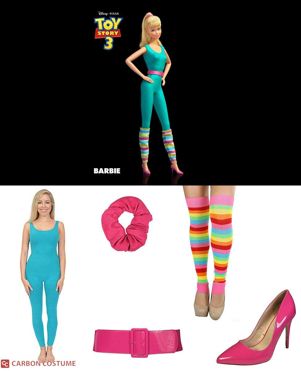 Barbie from Toy Story Cosplay Guide