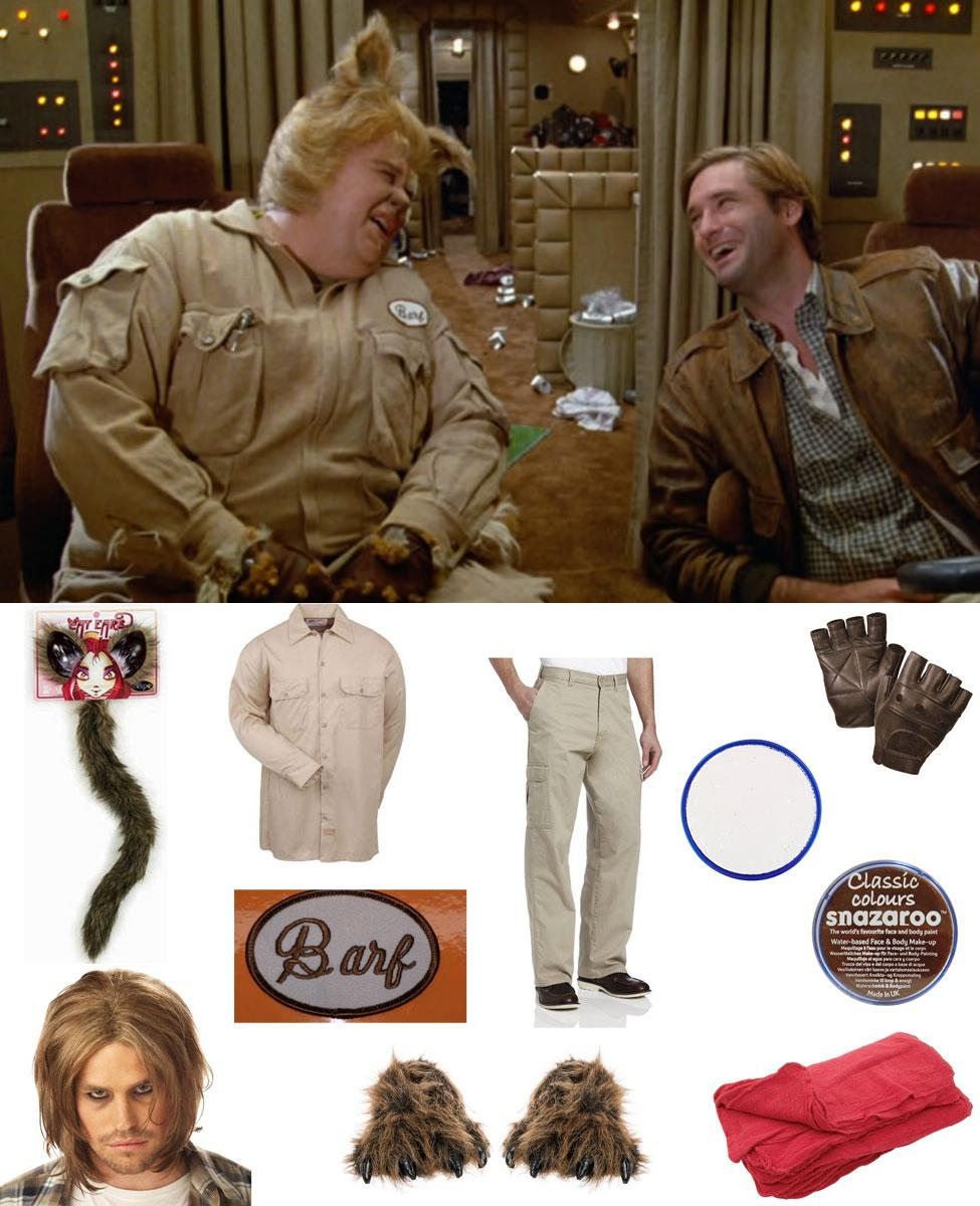 Barf Cosplay Guide