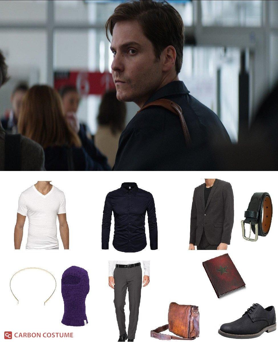 Baron Helmut Zemo from Captain America: Civil War Cosplay Guide