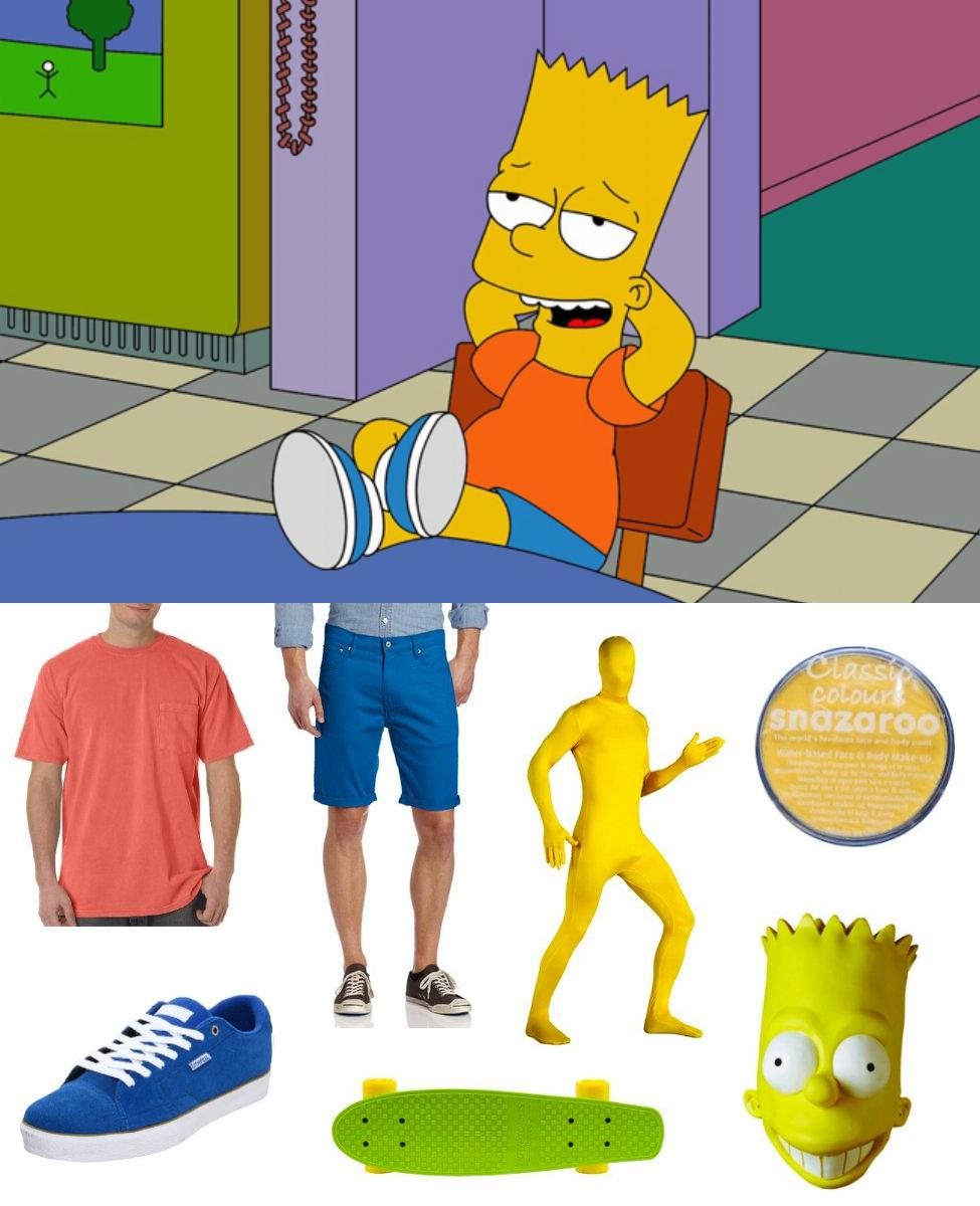Bart Simpson Cosplay Guide