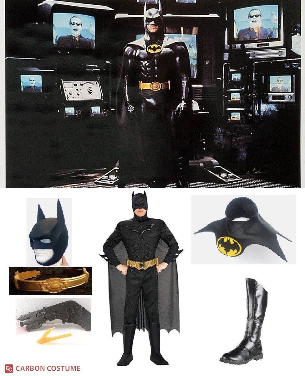 Batman (1989) Cosplay Guide
