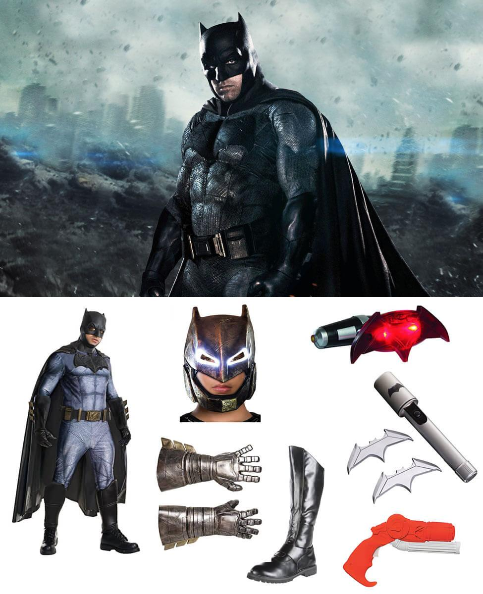Batman (2016) Cosplay Guide