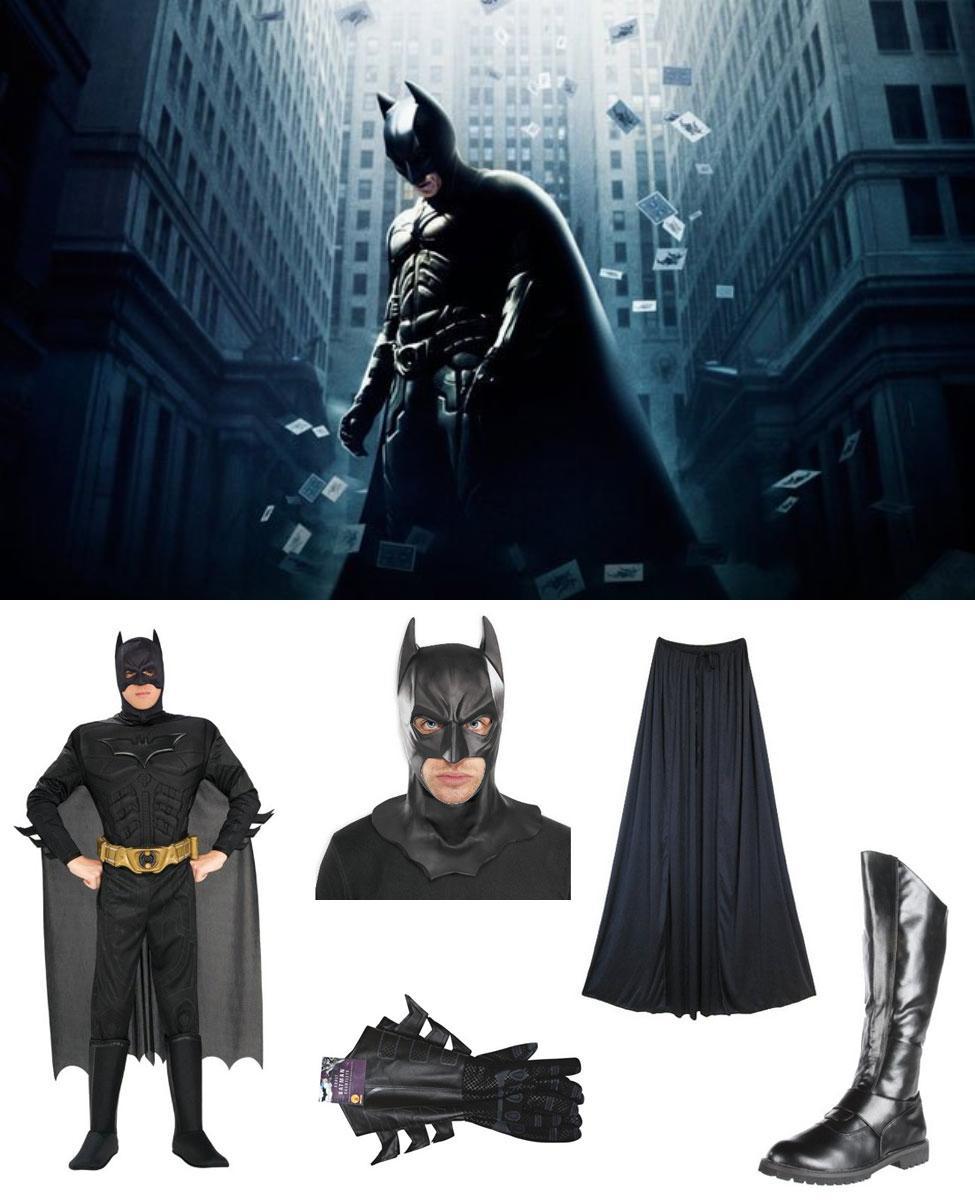 Batman Cosplay Guide