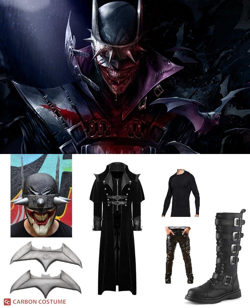 Batman from The Batman Who Laughs Cosplay Guide