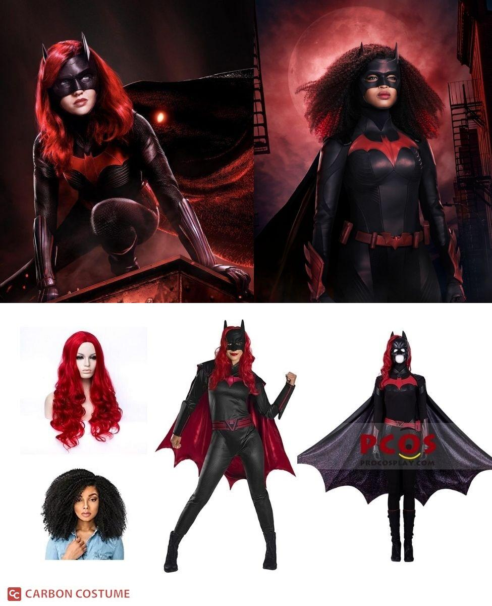 Batwoman Cosplay Guide