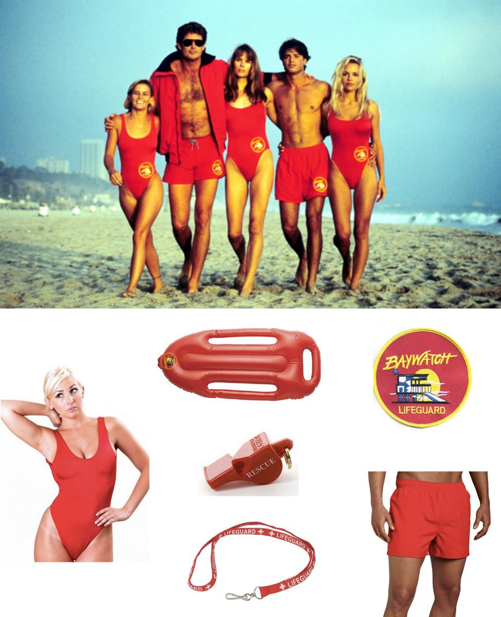 Baywatch Cosplay Guide