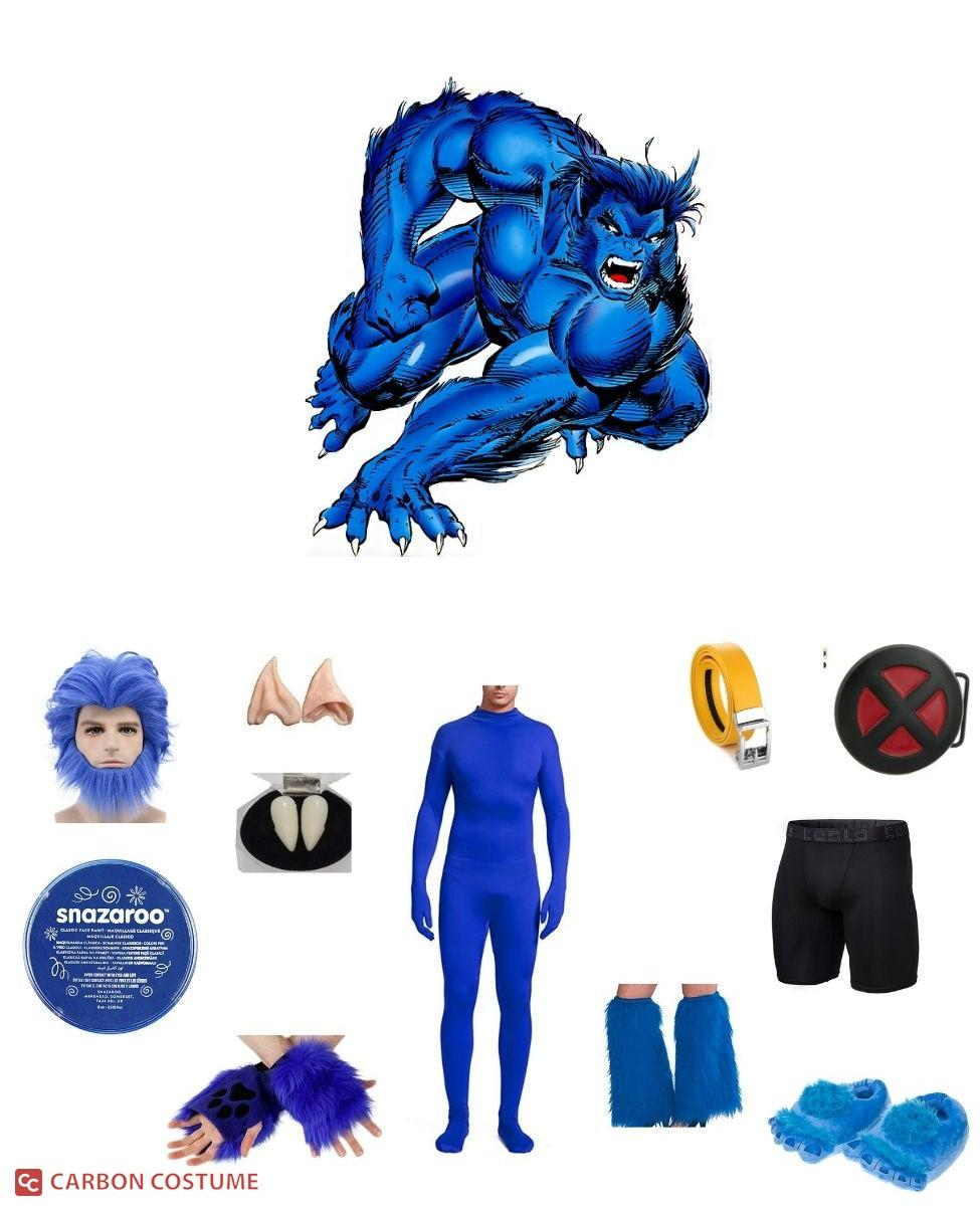 Beast from X-Men Cosplay Guide