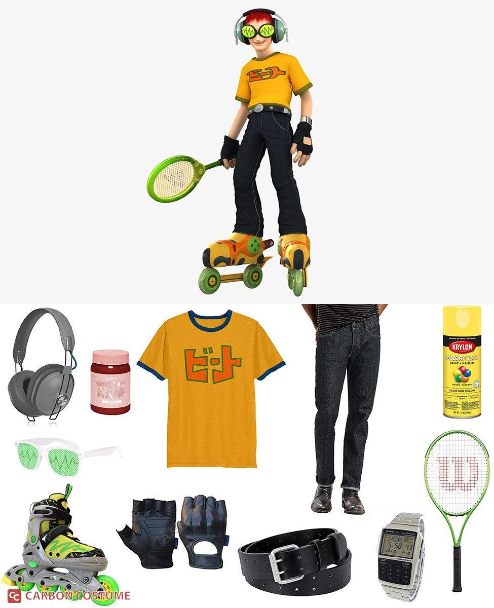 Beat from Jet Set Radio Cosplay Guide