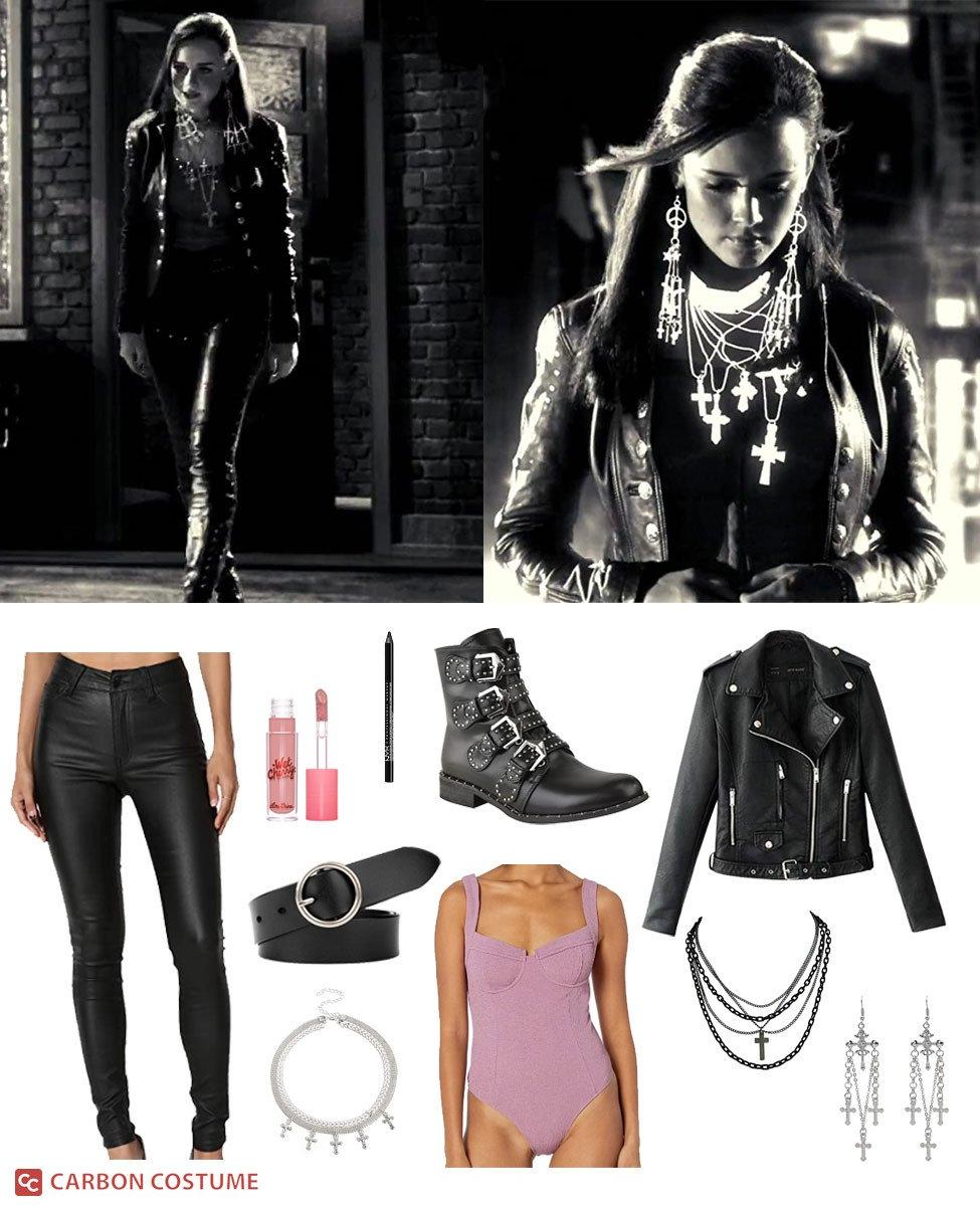 Becky from Sin City Cosplay Guide
