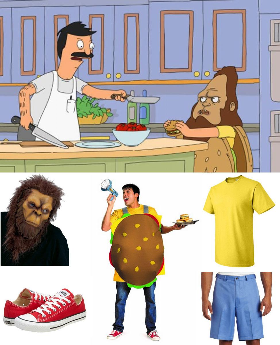 Beefsquatch Cosplay Guide