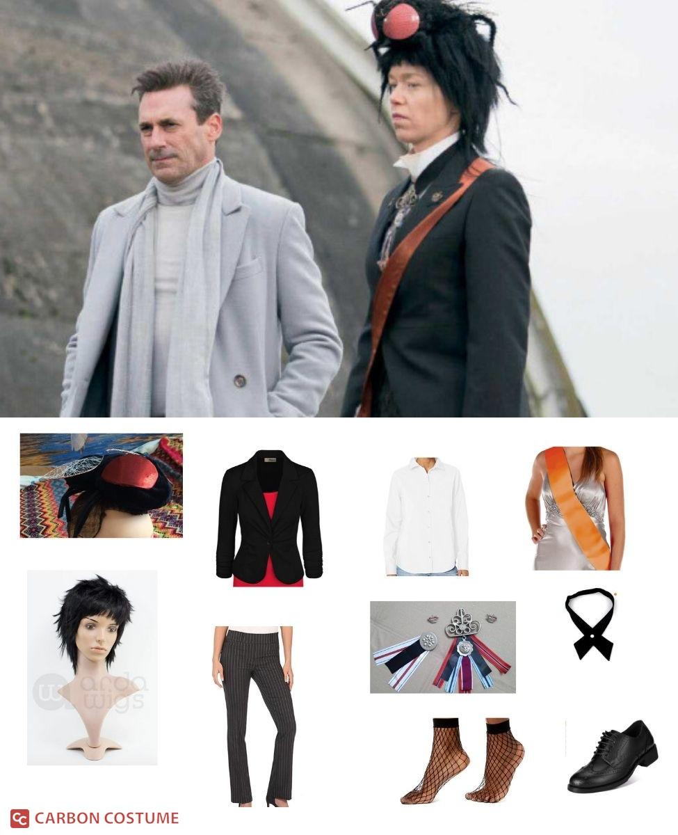 Beelzebub from Good Omens Cosplay Guide