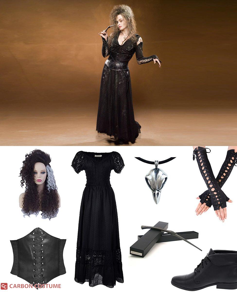Bellatrix Lestrange Cosplay Guide