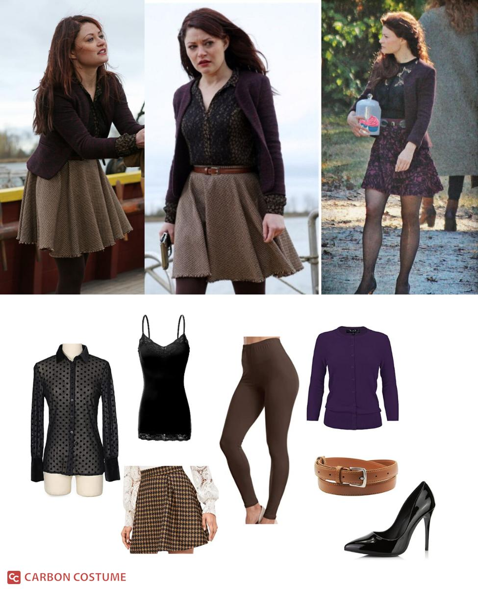Belle French from Once Upon a Time Cosplay Guide