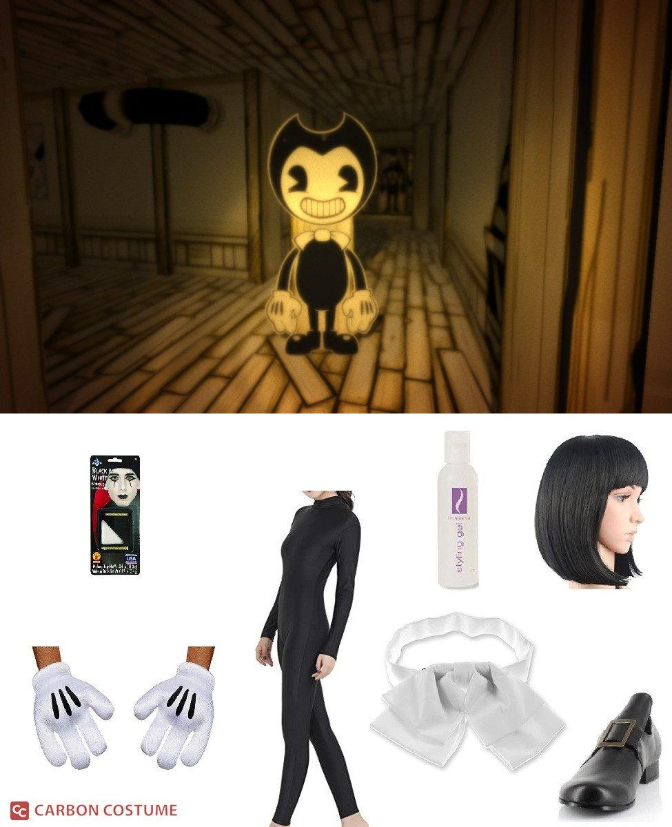 Bendy from Bendy and the Ink Machine Cosplay Guide