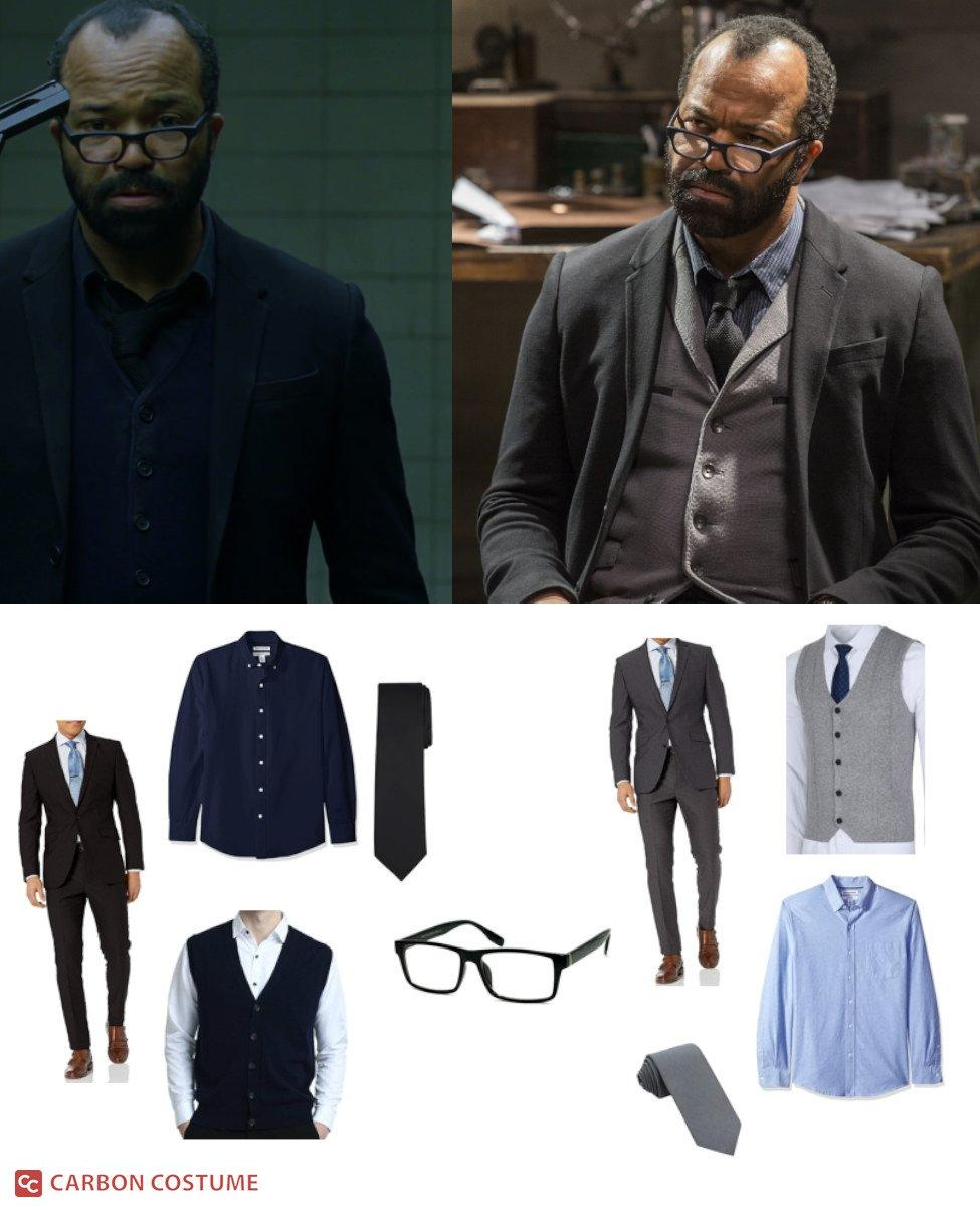 Bernard Lowe from HBO's Westworld Cosplay Guide