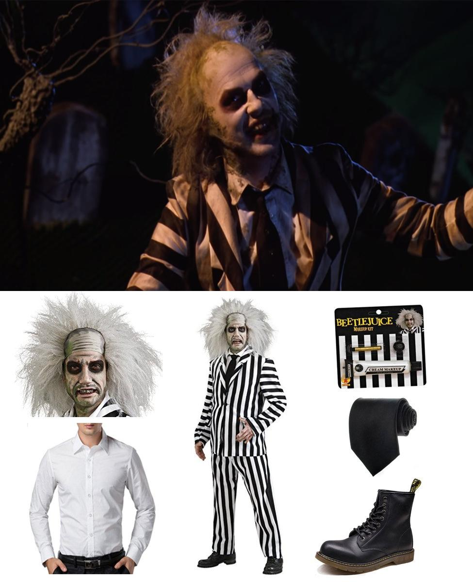 Betelgeuse Cosplay Guide
