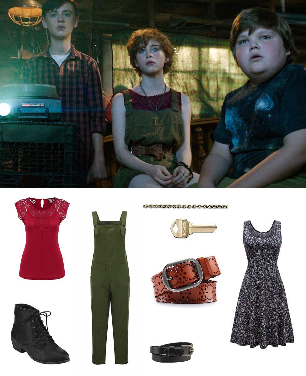 Beverly Marsh from It (2017) Cosplay Guide