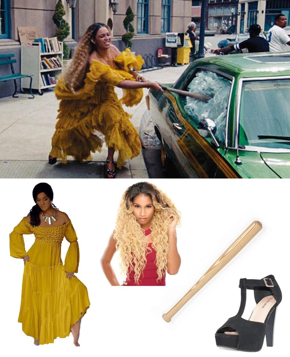 Beyonce Hold Up Cosplay Guide