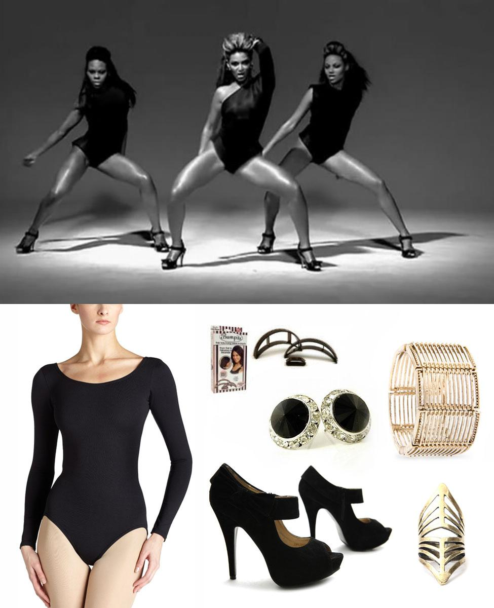 Beyonce Single Ladies Cosplay Guide