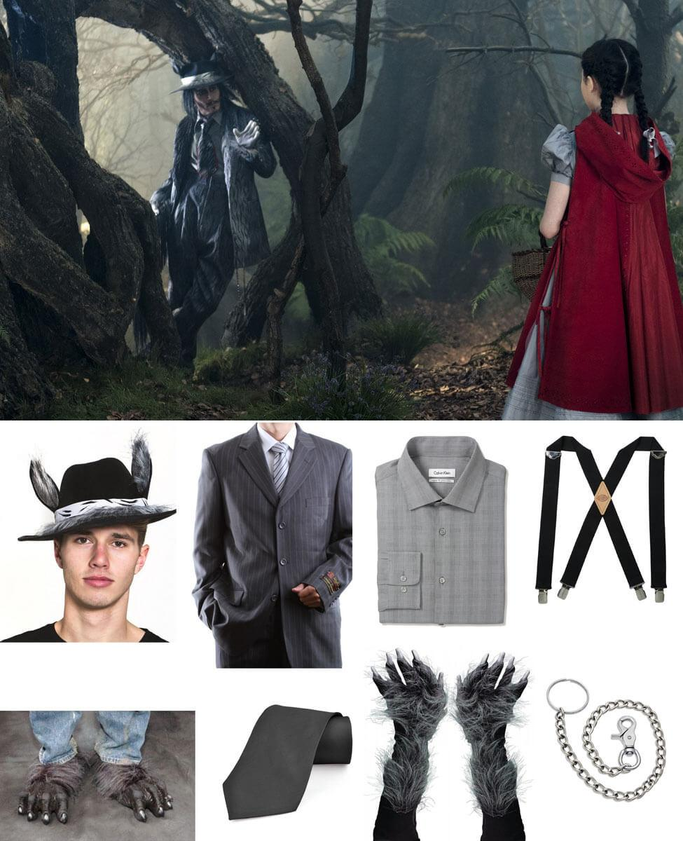 Big Bad Wolf from Into the Woods Cosplay Guide