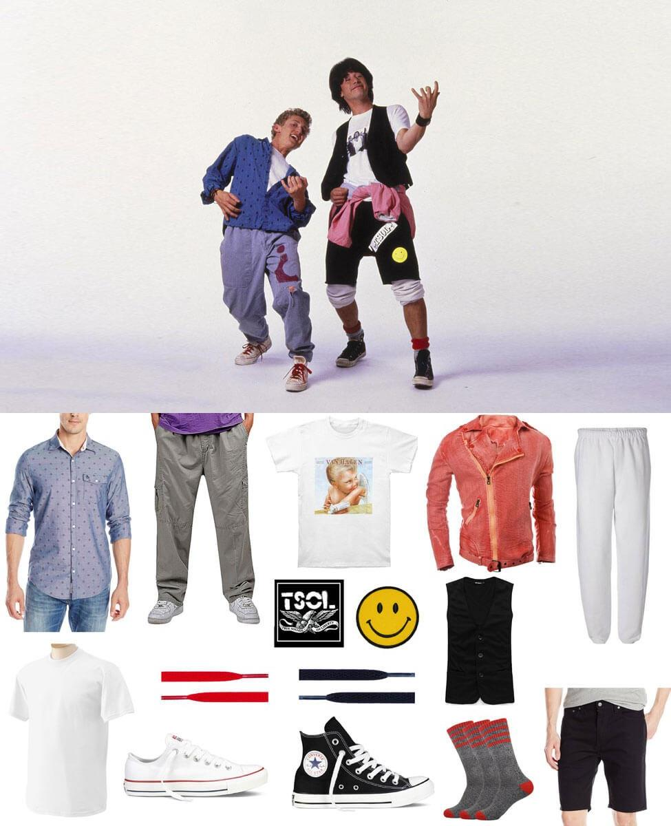 Bill & Ted Cosplay Guide