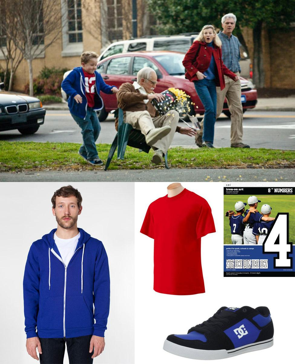 Billy from Bad Grandpa Cosplay Guide