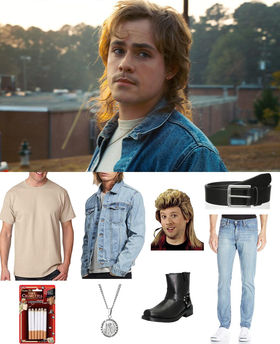 Billy Hargrove From Stranger Things Cosplay Guide